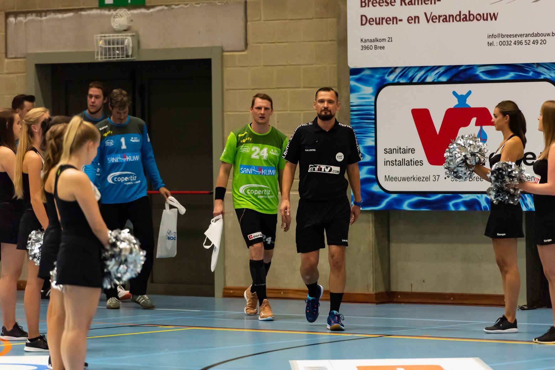 EHF CUP 20190831 Belgija_2